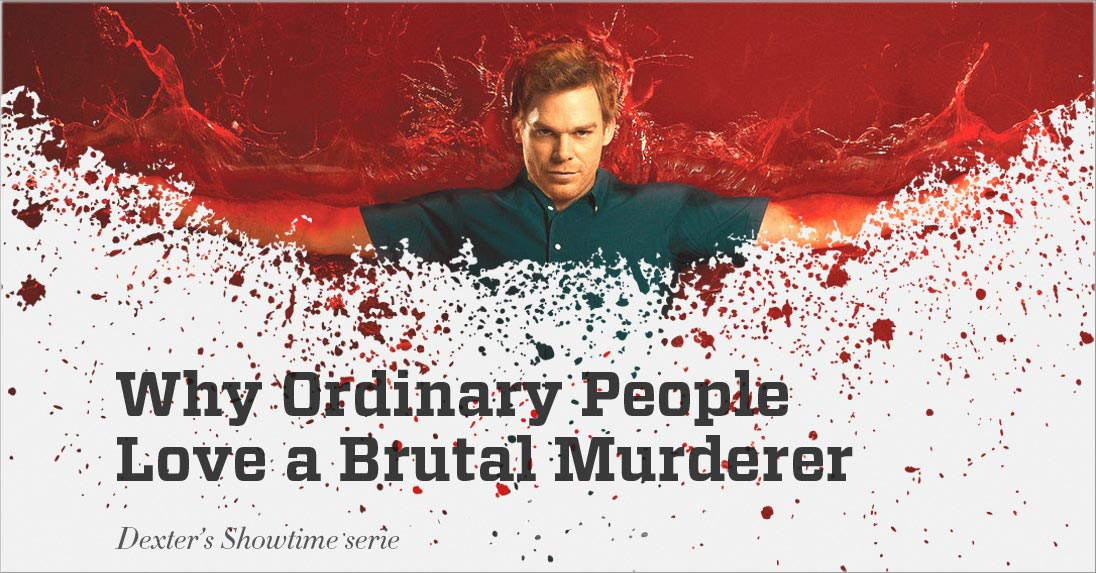 Why ordinary people love a brutal murderer